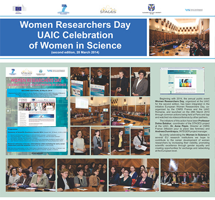 UAIC – A Place for Women in Science