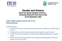 Gender and Science